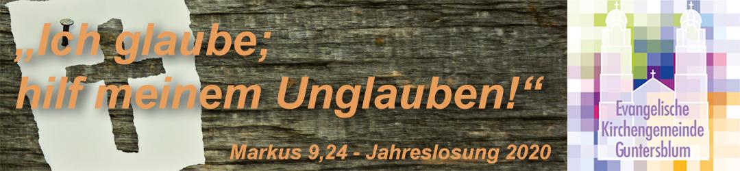 Evangelische Kirchengemeinde Guntersblum